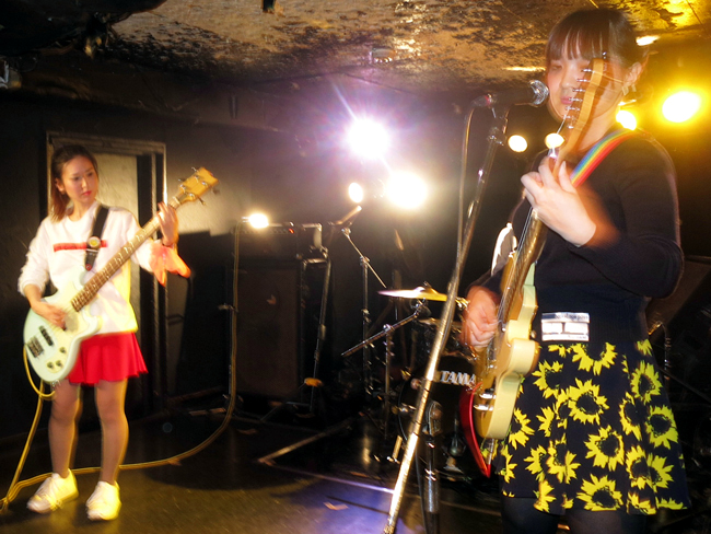 """Valentines from what gets my vote as the best show of 2015; the """"Girls Harou Beat"""" 3 day event at Shinjuku Jam organised by Sazanami Label"""