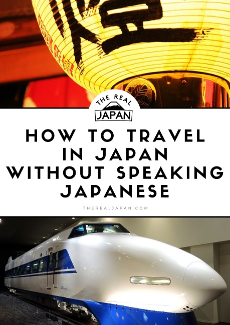 How to travel in Japan The Real Japan Rob Dyer