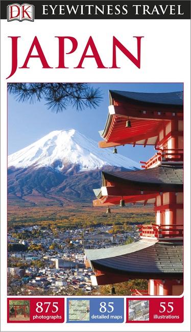 DK Eyewitness Japan Guide