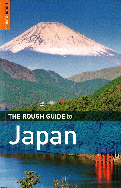 Rough Guide Japan (2008 Edition)