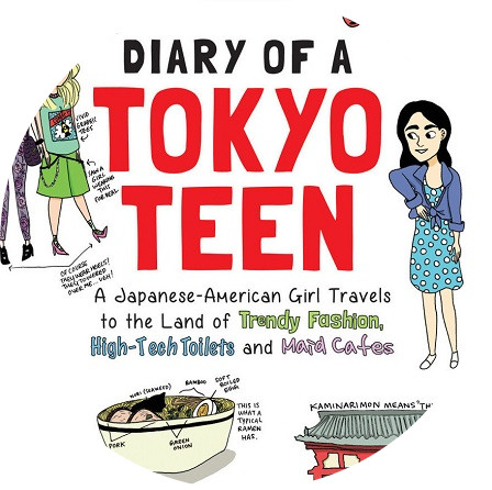 Diary of A Tokyo Teen by Christine Mari Inzer The Real Japan Rob Dyer