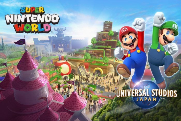 Super Nintendo World Universal Studios Japan USJ The Real Japan Rob Dyer