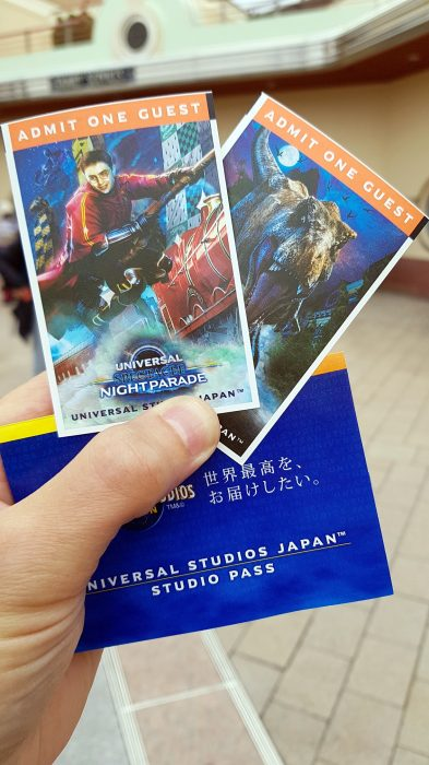 Express Pass Universal Studios Japan USJ The Real Japan Rob Dyer