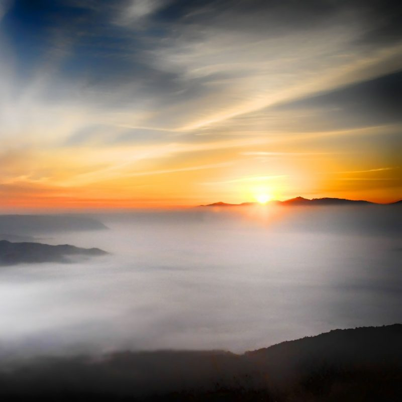 Kumamoto sunset The Real Japan
