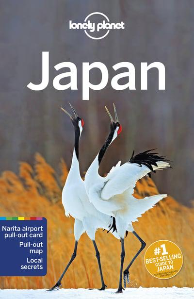 Lonely Planet Japan 2019 The Real Japan