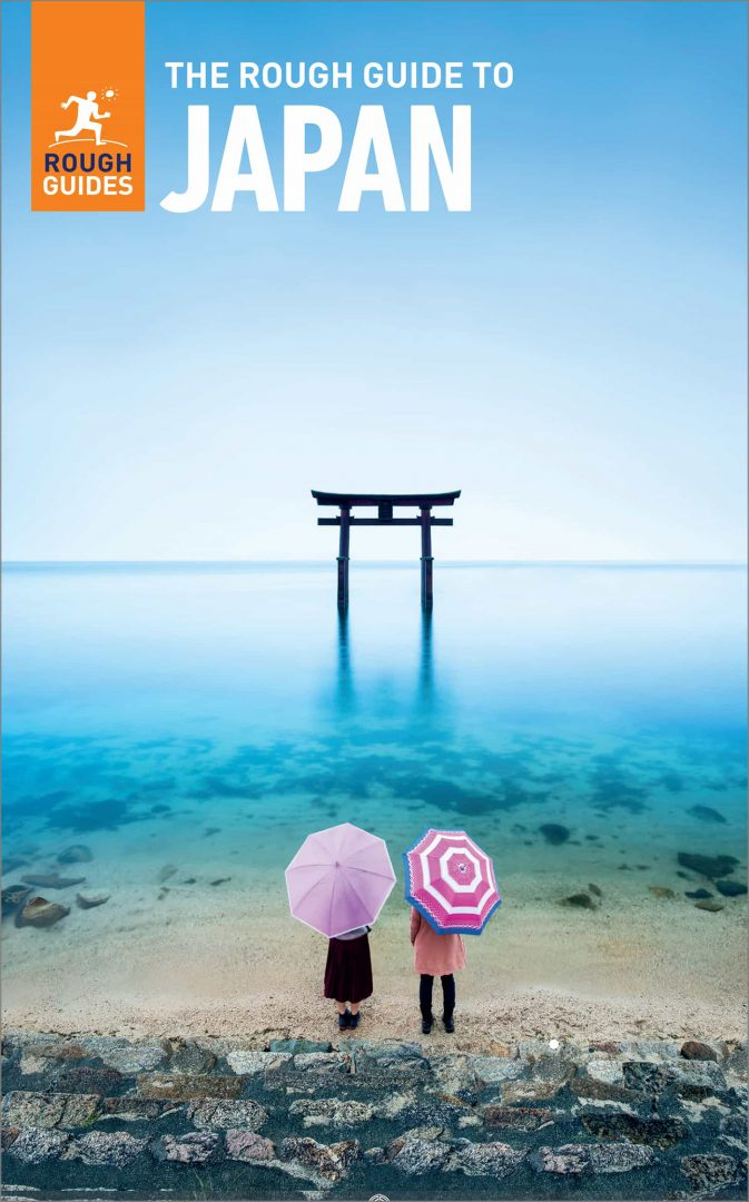 Rough Guide Japan 2020 The Real Japan