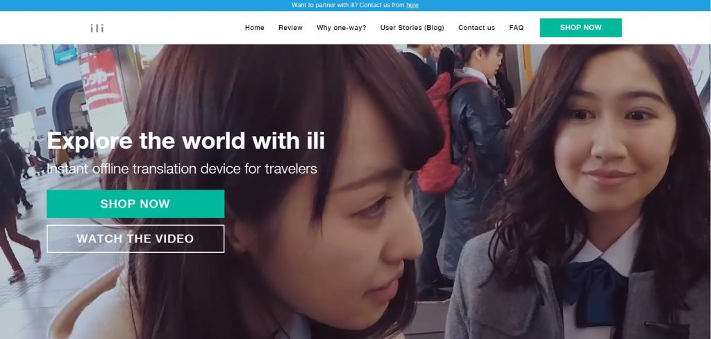 ili site The Real Japan travel resources