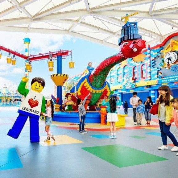Legoland Japan Nagoya Top 10 most popular activities in Japan The Real Japan Rob Dyer
