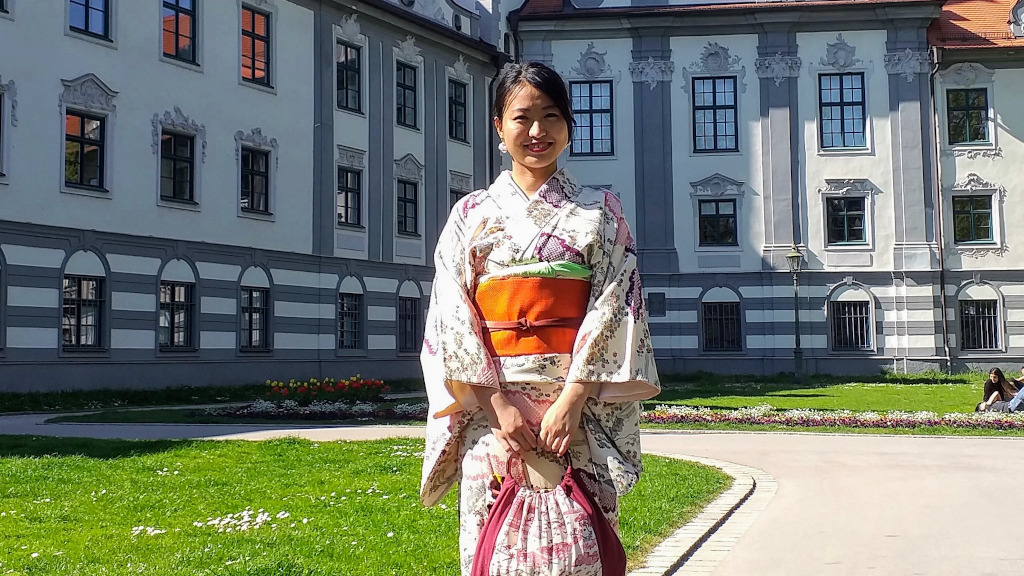 rude to wear kimono The Real Japan Saki Yoshida